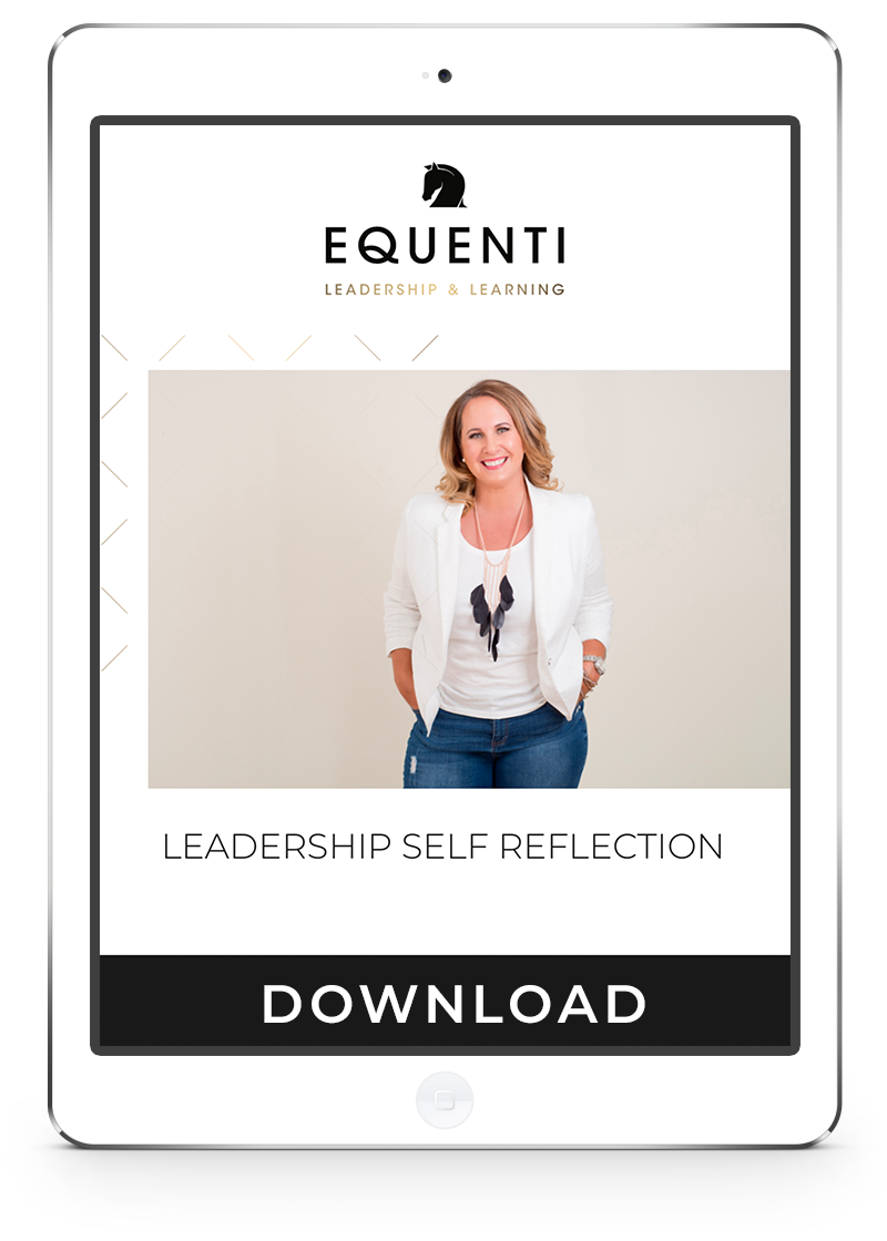 Leadership self-reflection guide