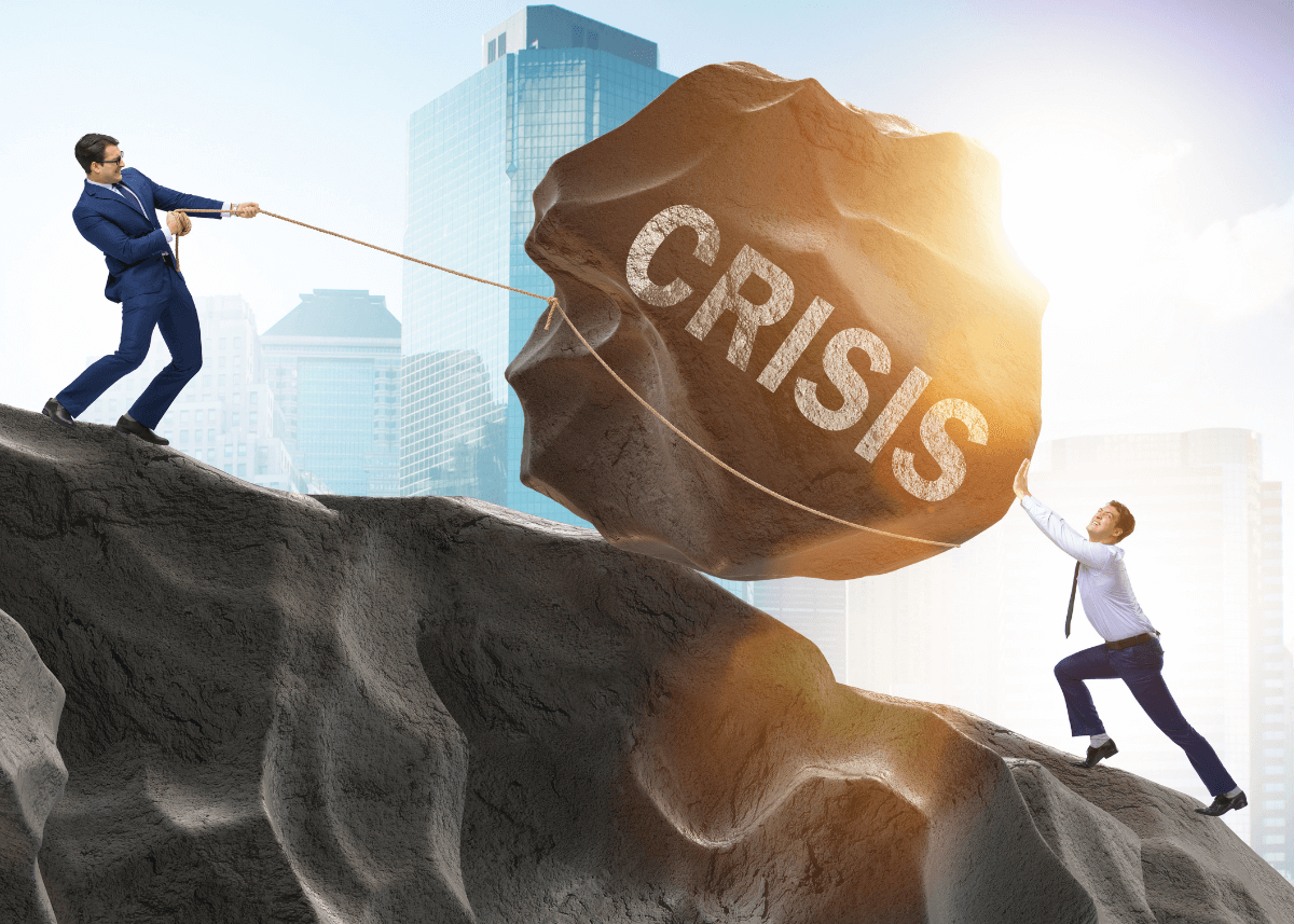 leadership coaching crisis