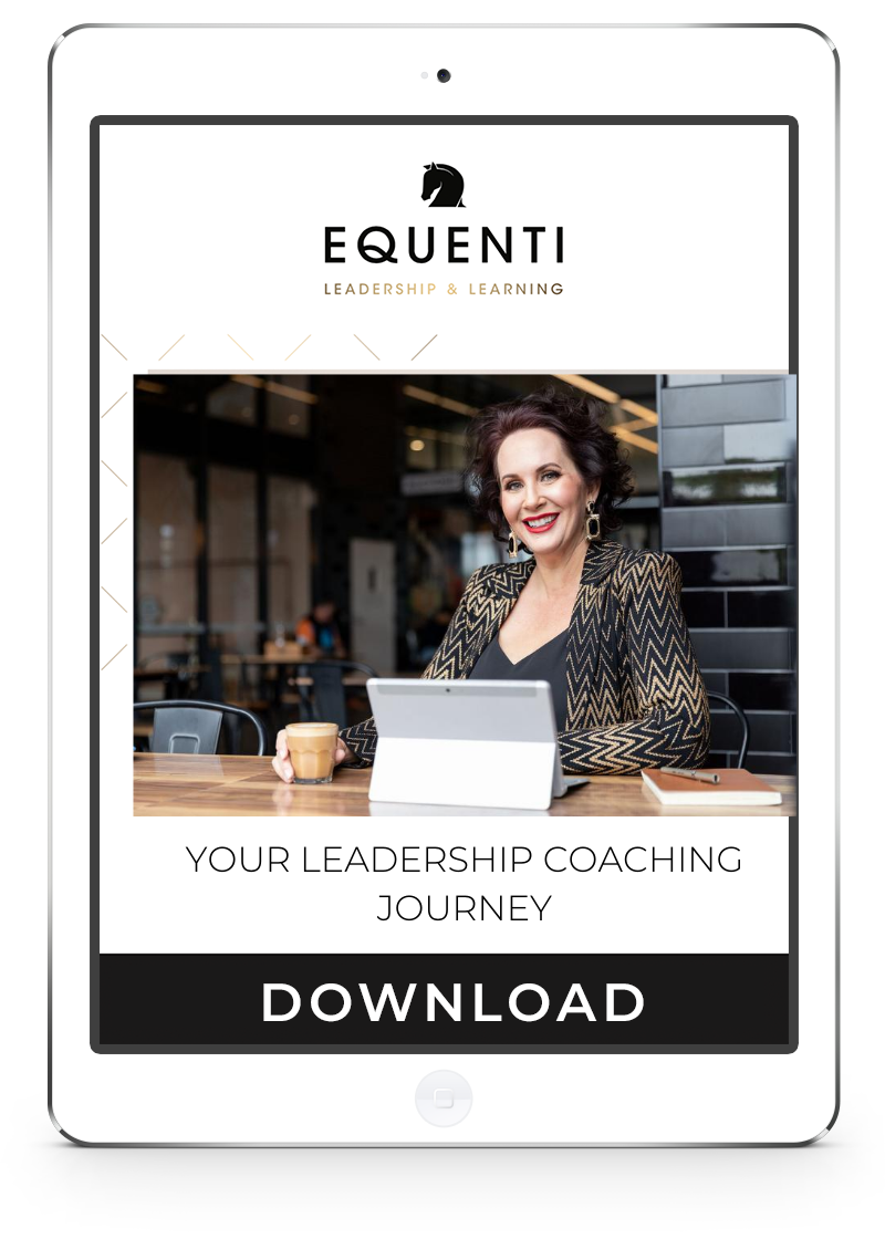 leadership coaching journey Angela Koning